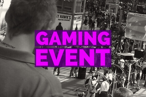Gaming-Event (Bildrechte: macinplay)