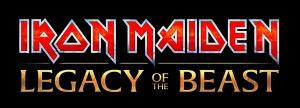 Logo von Iron Maiden: Legacy of the Beast (Bildrechte: Roadhouse Interactive)