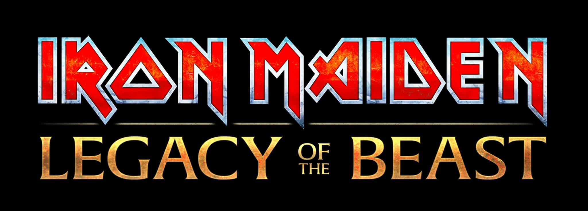 Logo von Iron Maiden: Legacy of the Beast (Bildrechte: Roadhouse Interactive)
