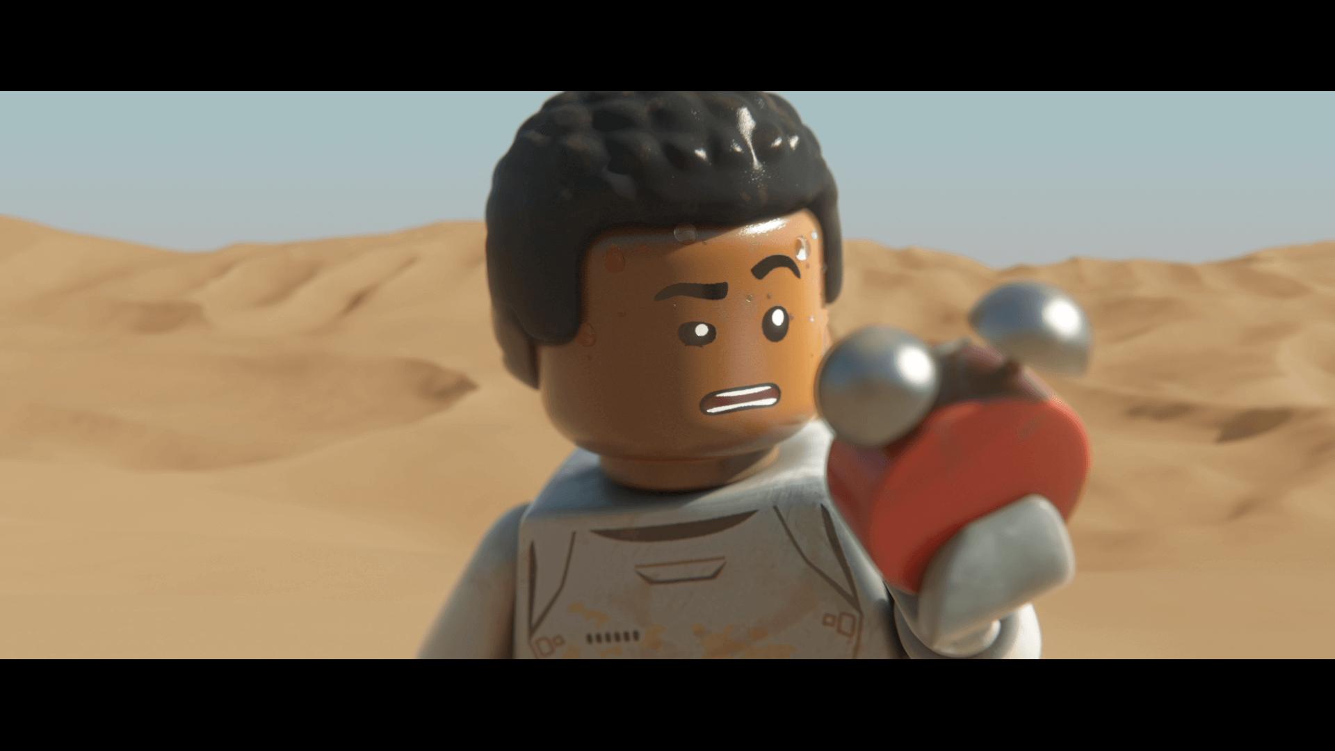 Lego Star Wars: The Force Awakens: Wer hat an der Uhr gedreht? (Bildrechte: Feral Interactive)