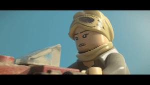 Lego Star Wars: The Force Awakens: Rey, die Heldin (Bildrechte: Feral Interactive)