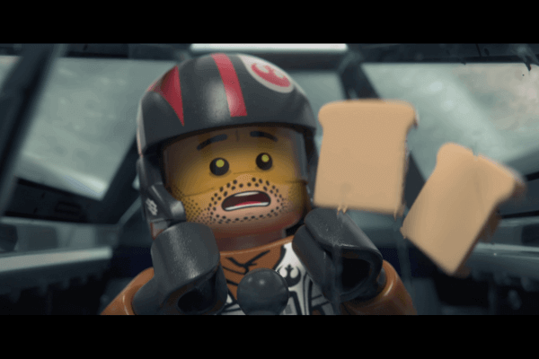Lego Star Wars: The Force Awakens: Kleine Extras in den neuen X-Wings (Bildrechte: Feral Interactive)
