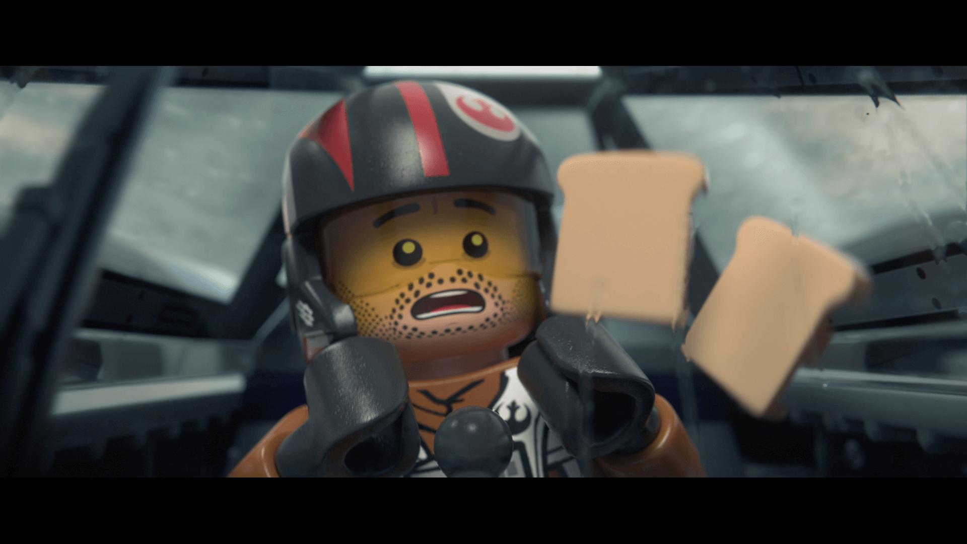 Lego Star Wars: The Force Awakens: Kleine Extras in den neuen X-Wings (Bildrechte: Feral Interactive)