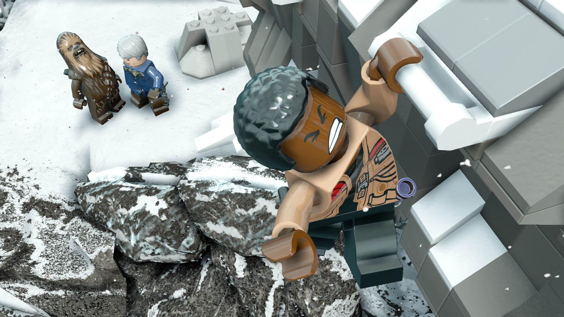 Lego Star Wars: The Force Awakens: Der rasende Falke ist auch wieder dabei (Bildrechte: Feral Interactive)
