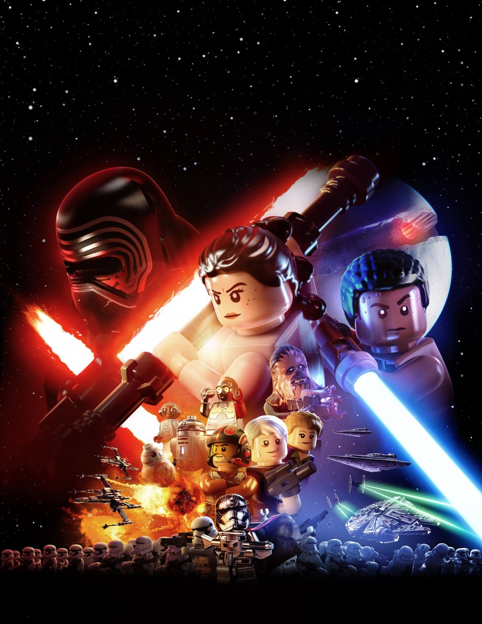 Lego Star Wars: The Force Awakens (Bildrechte: Feral interactive)