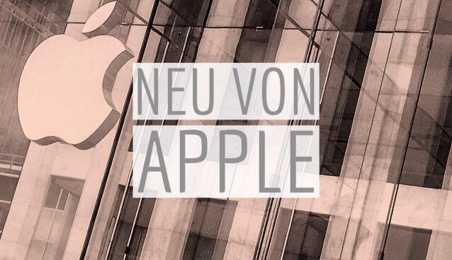Neues von Apple (Bildrechte: macinplay)
