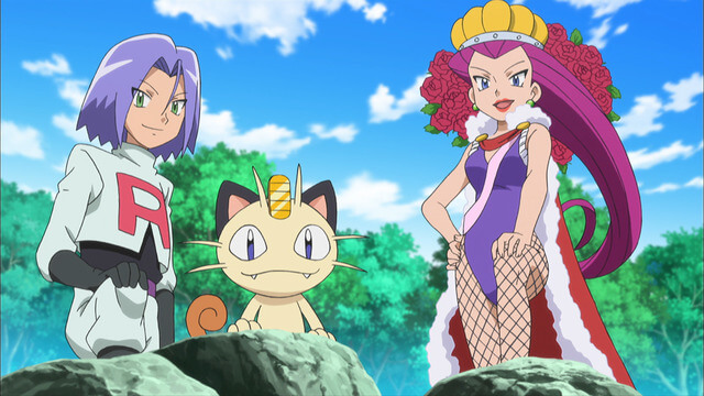 Pokémon TV: Team Rocket, die Vollpfosten (Bildrechte: The Pokémon Company)