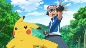 Pokémon TV: Dream-Team Ash und Pikachu (Bildrechte: The Pokémon Company)