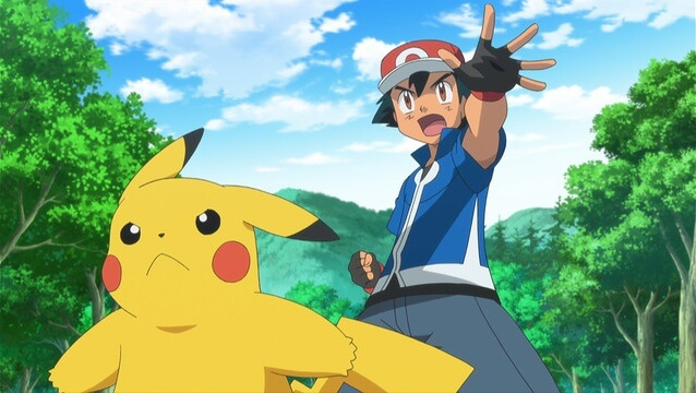 Pokémon TV: Dream-Team Ash und Pikachu (Bildrechte: The Pokémon Company)