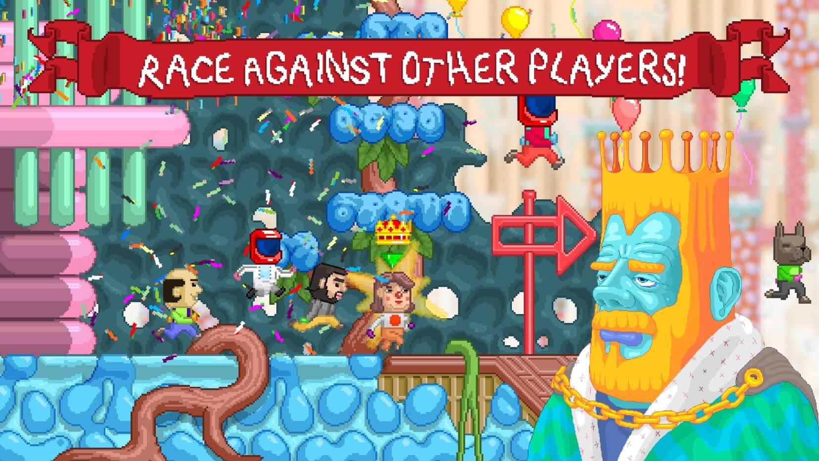 Bildrechte bei Klang Games