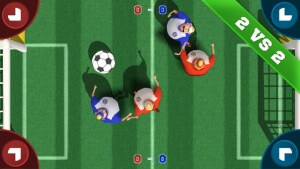 Soccer Sumos (Bildrechte: Tuokio)