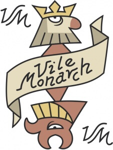 Logo von Vile Monarch (Bildrechte: Vile Monarch)