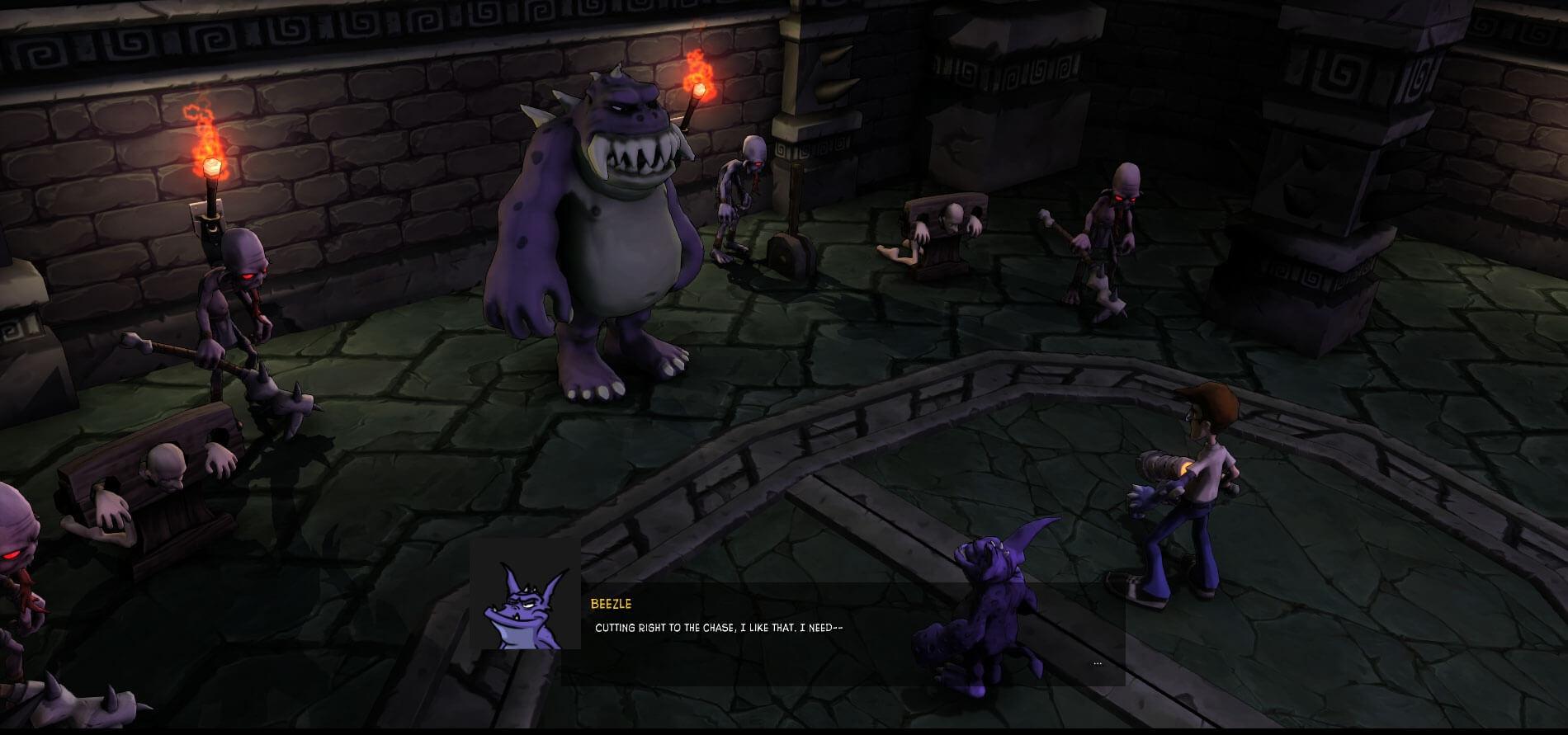 Zwischenspiel - Bildrechte bei Darkmire Entertainment