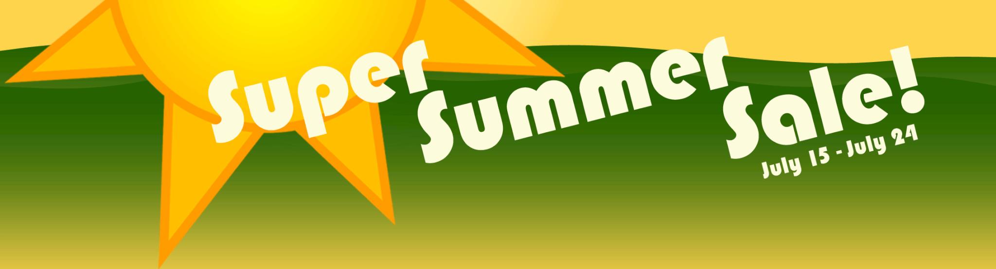 Super Summer Sale 2016 beim MacGameStore (Bildrechte: MacGameStore)