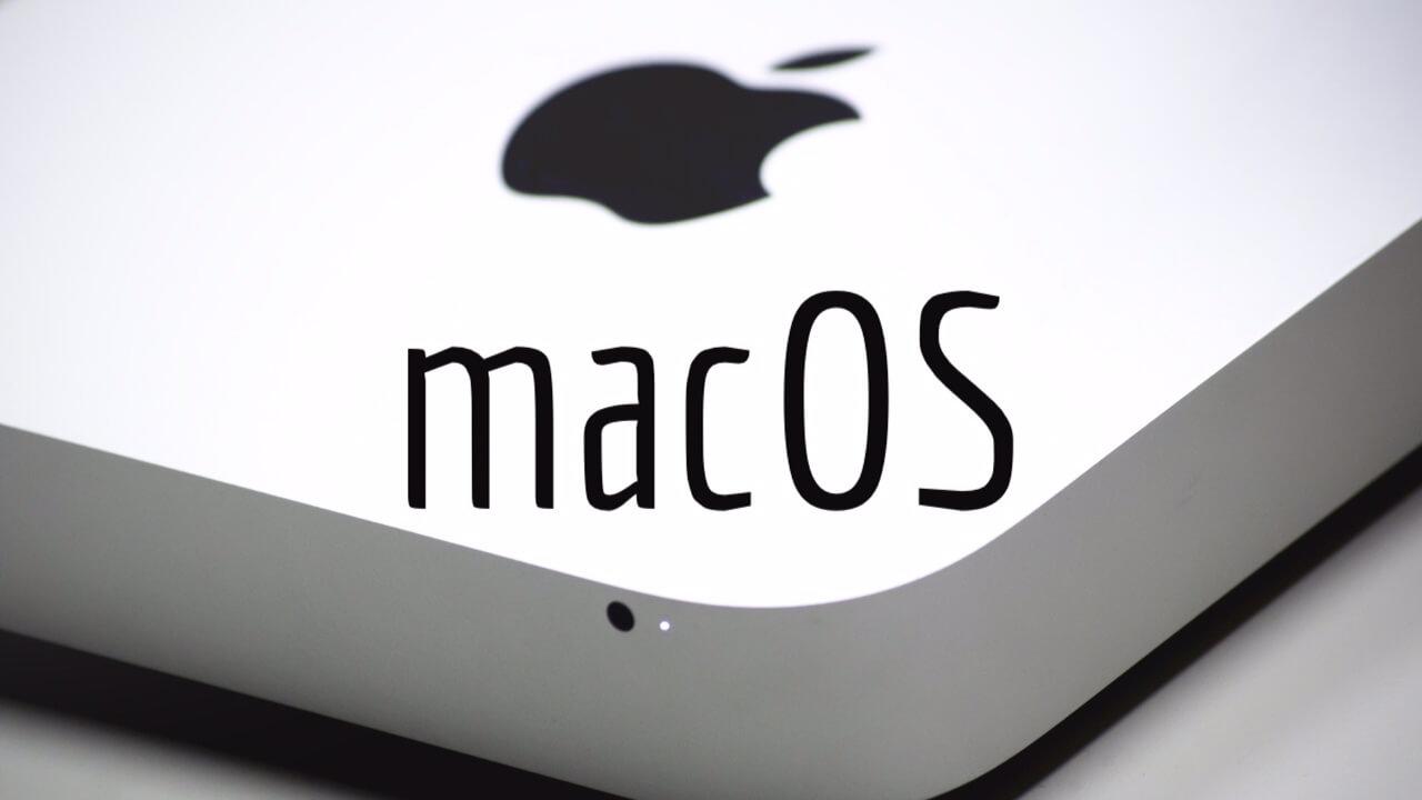 macOS (Bildrechte: macinplay)