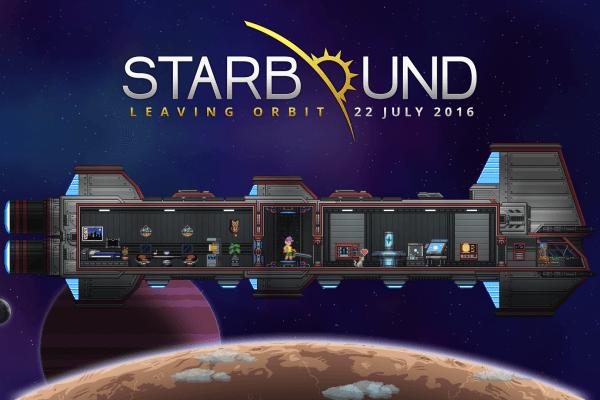 Starbound - Release