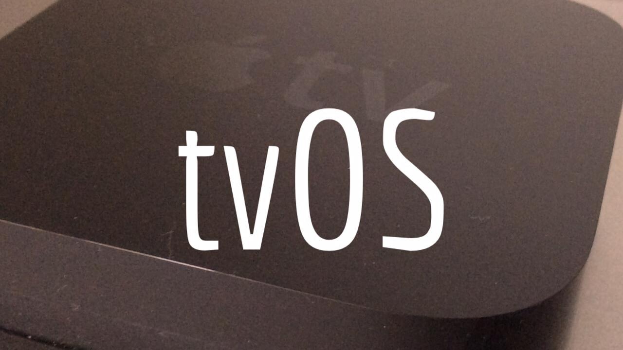 tvOS (Bildrechte: macinplay)