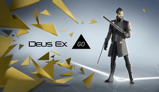Deus Ex Go (Bildrechte: Square Enix)