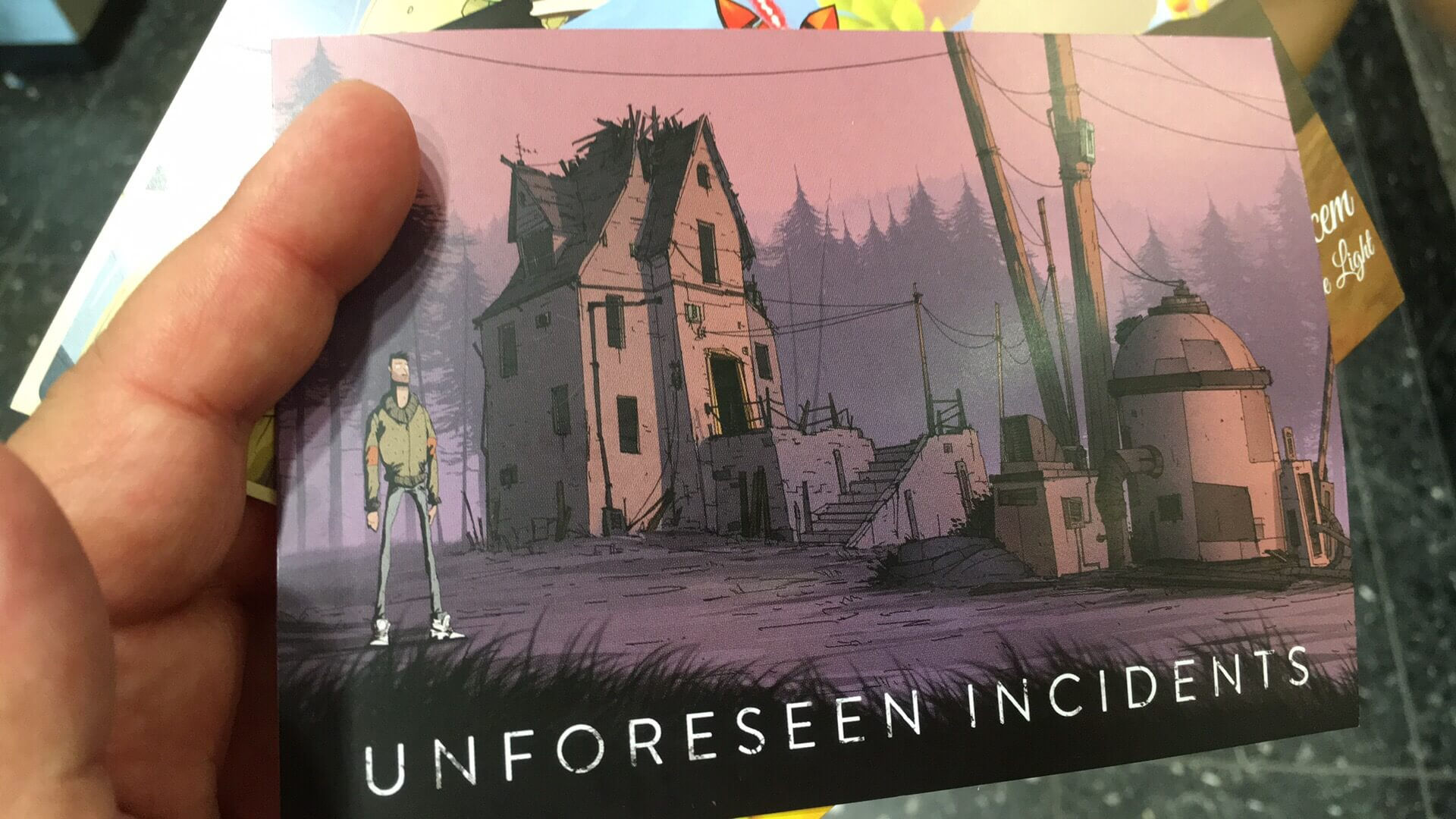 Gamescom 2016: Unforeseen Incidents von Application Systems Heidelberg scheint ein spannendes Adventure zu werden