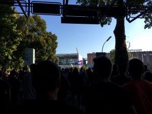 Gamescom 2016: Am ersten Tag für Privatbesucher wurde es noch vor dem Einlass sehr voll