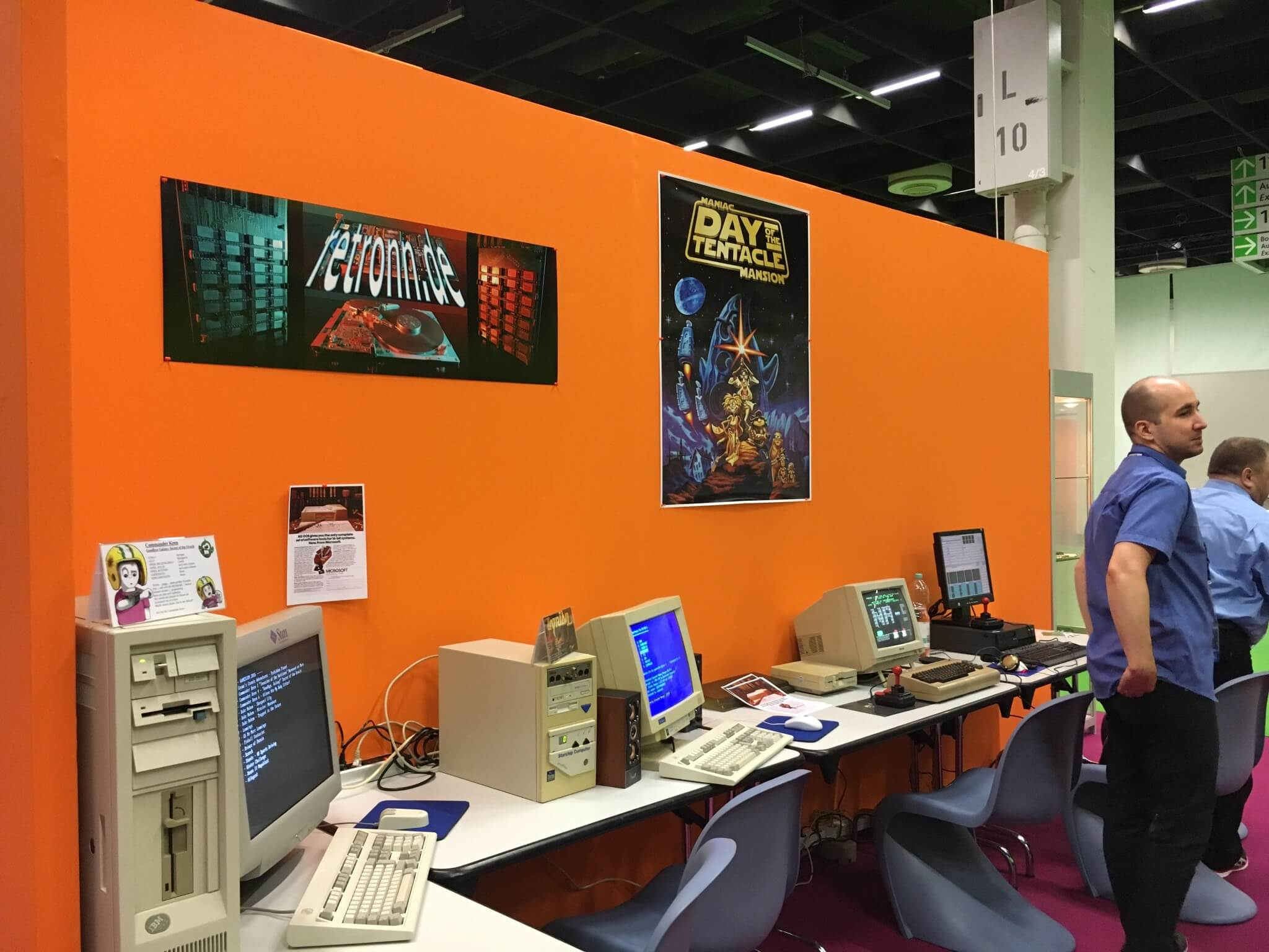 Gamescom 2016: Retro-Power!