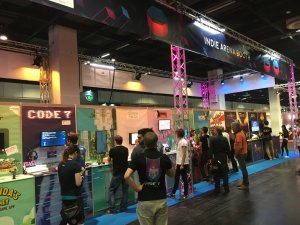Gamescom 2016 – 60 Aussteller an der Indie Arena Booth