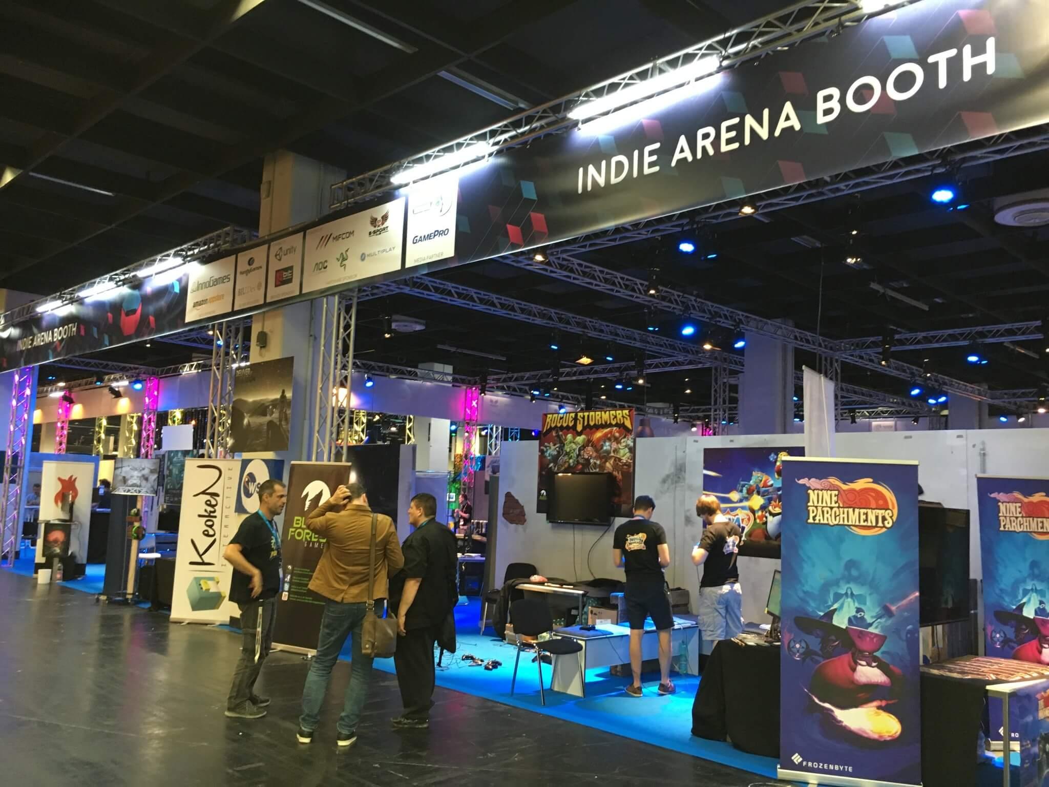 Gamescom 2016: Indie Games von Enthusiasten für Enthusiasten