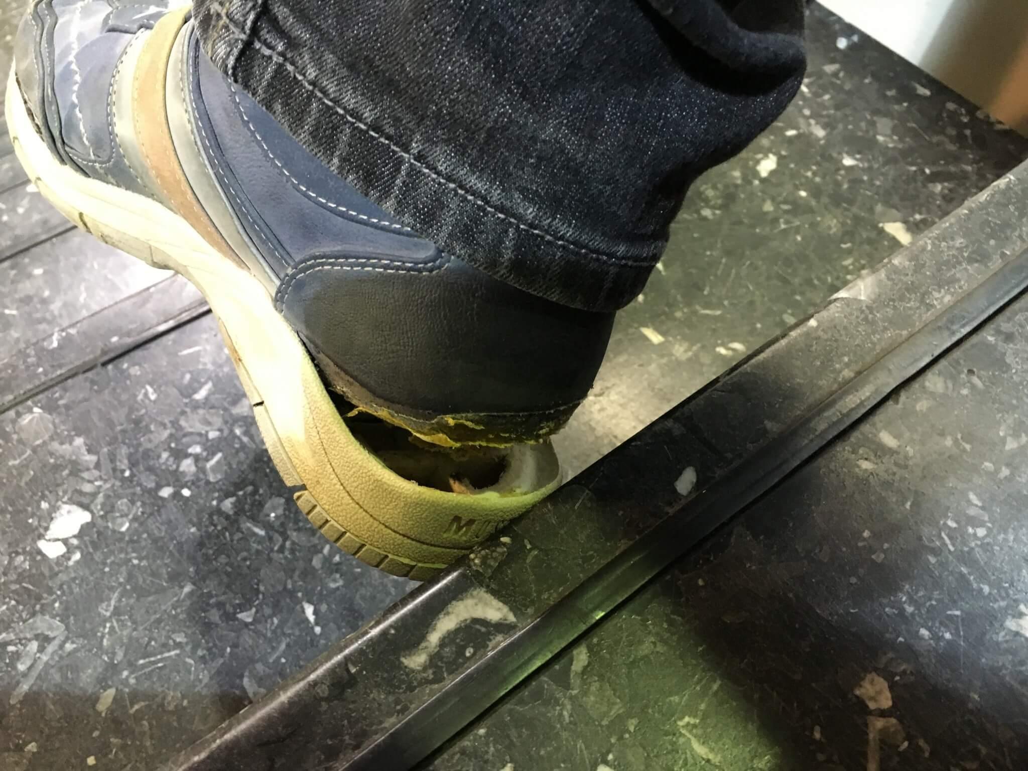 Gamescom 2016: Auf Messen immer bequemes Schuhwerk tragen