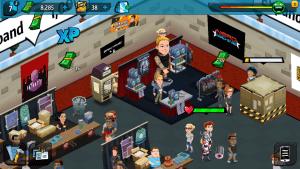 Con Man – The Game: Neue Stände stehen nach entsprechender Bauzeit zur Verfügung