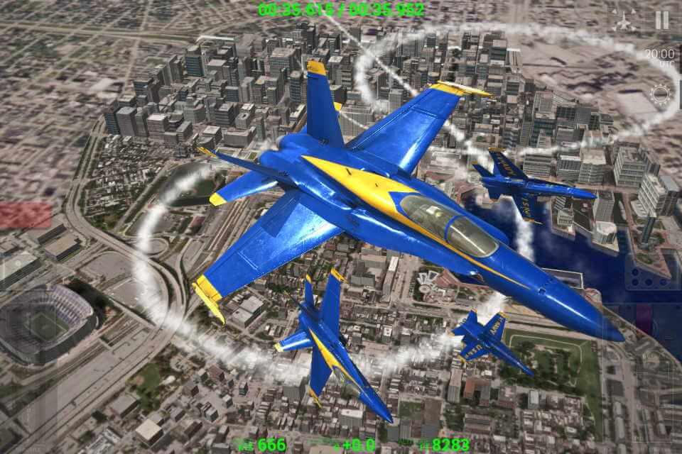 Blue Angels (Bildrechte bei Rortos)