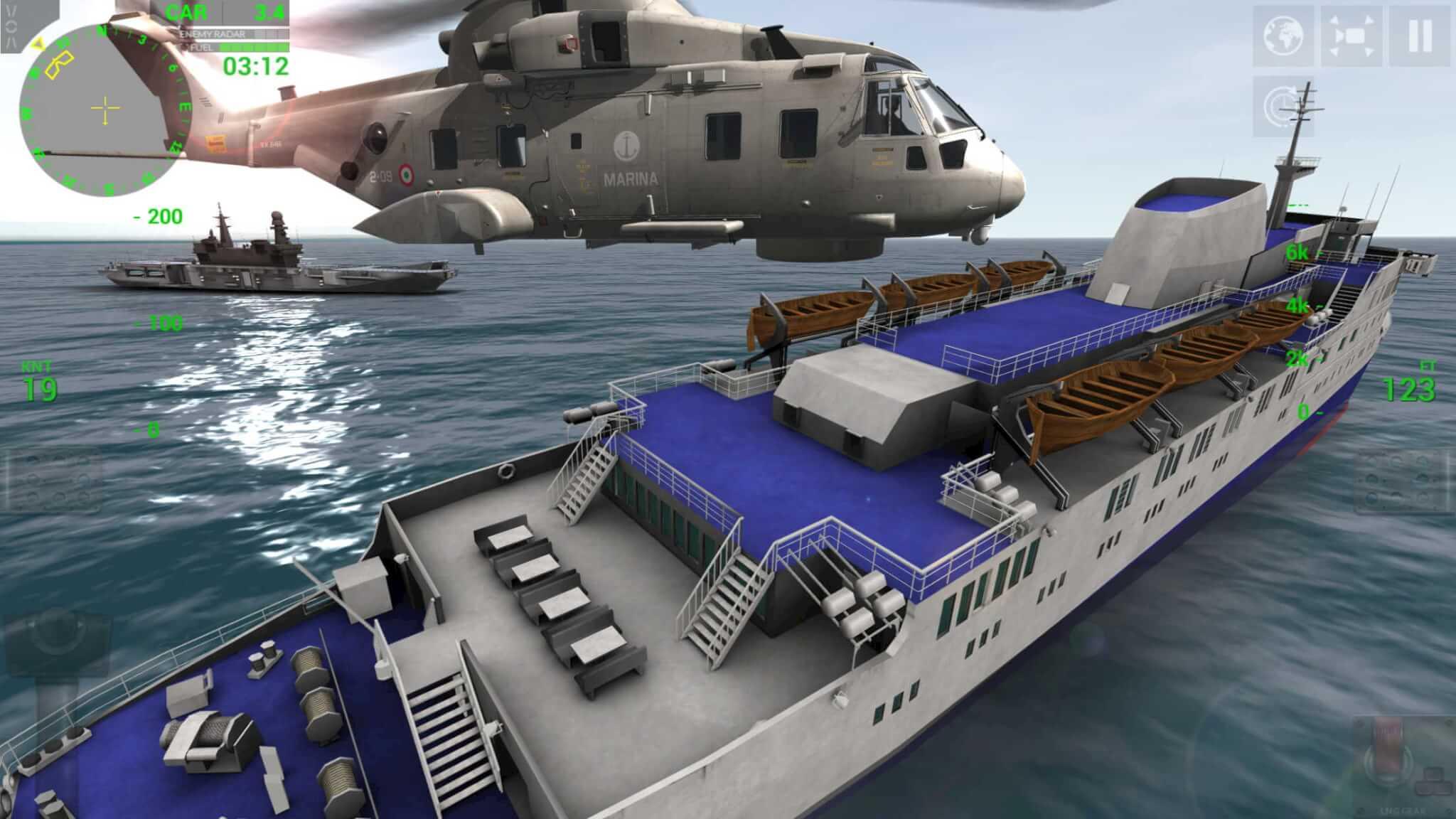 Marina Militare (Bildrechte bei Rortos)