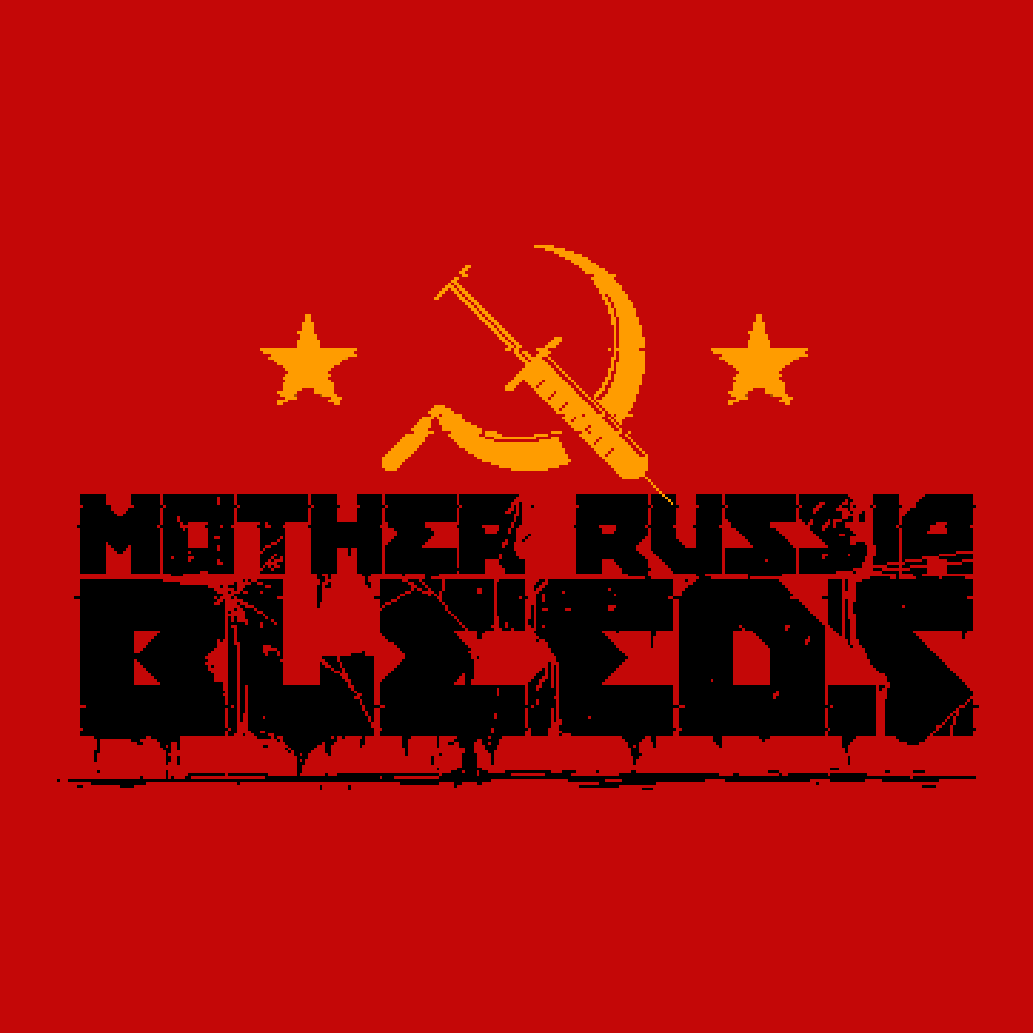 Logo von Mother Russia Bleeds (Bildrechte: Devolver Digital)