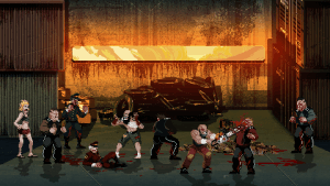 Mother Russia Bleeds: Moscow Chainsaw Massacre (Bildrechte: Devolver Digital)