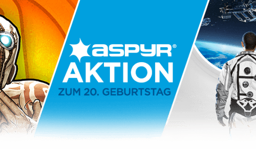 Aspyr Sale zum 20-jährigen Jubiläum (Bildrechte: Steam)