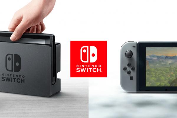 Nintendo Switch: links im Dock als stationäre Konsole, rechts als Handheld (Bildrechte: Nintendo)