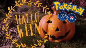 Halloween in Pokémon Go