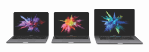 Die MacBook-Produktpalette 2016 (Bildrechte: Apple)