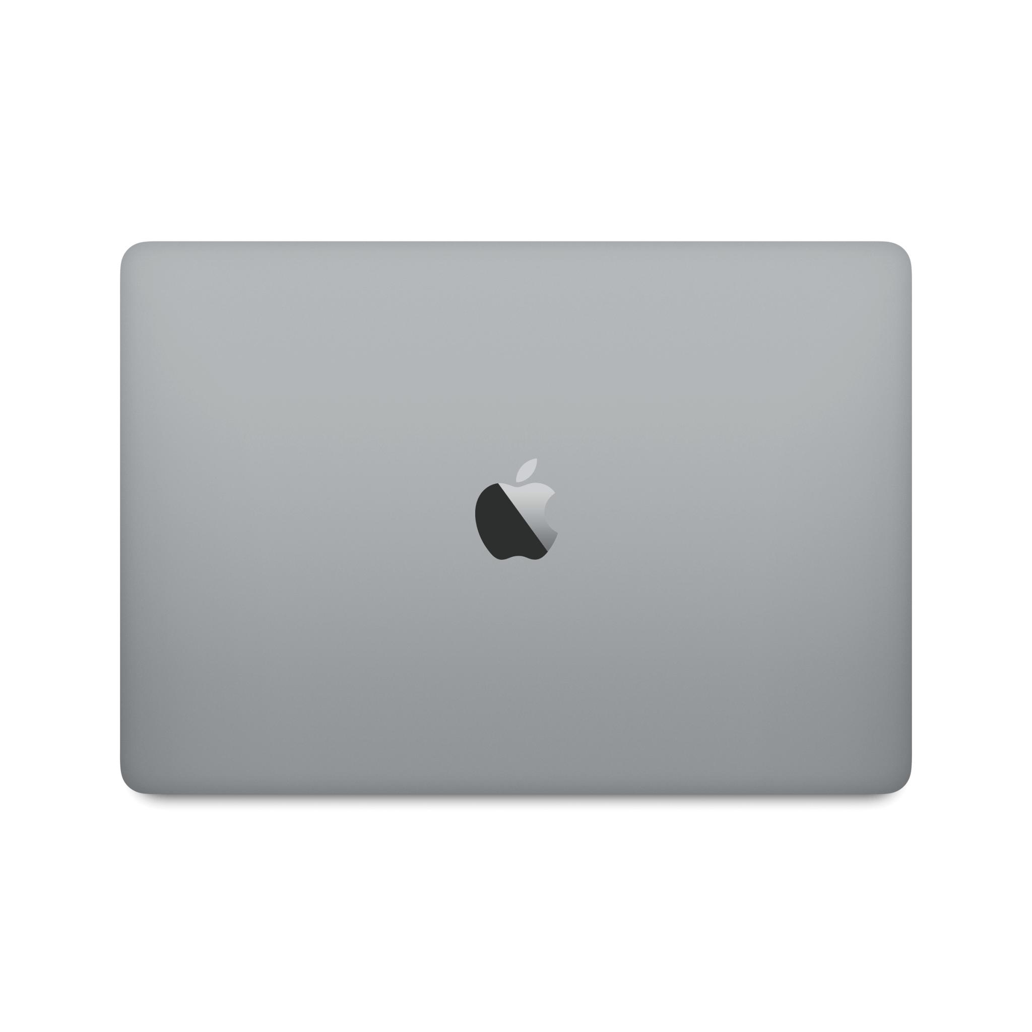 MacBook Pro 2016 mit 13-Zoll-Display ind Space Grau (Bildrechte: Apple)