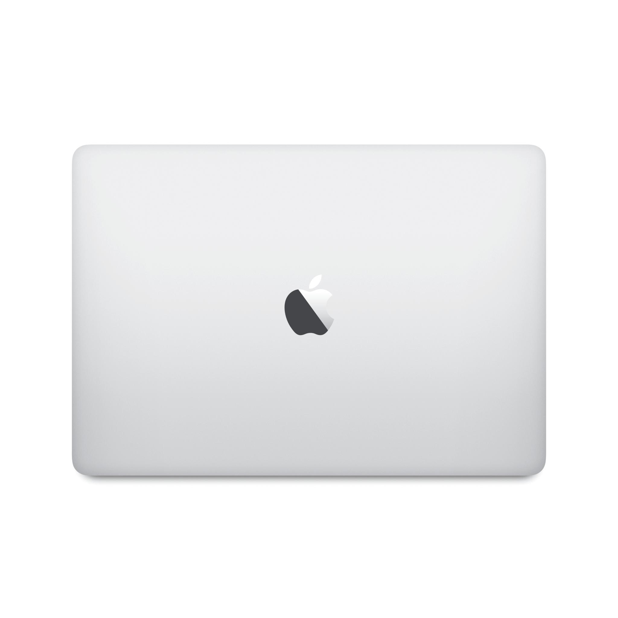 MacBook Pro 2016 mit 13-Zoll-Display in Silber (Bildrechte: Apple)