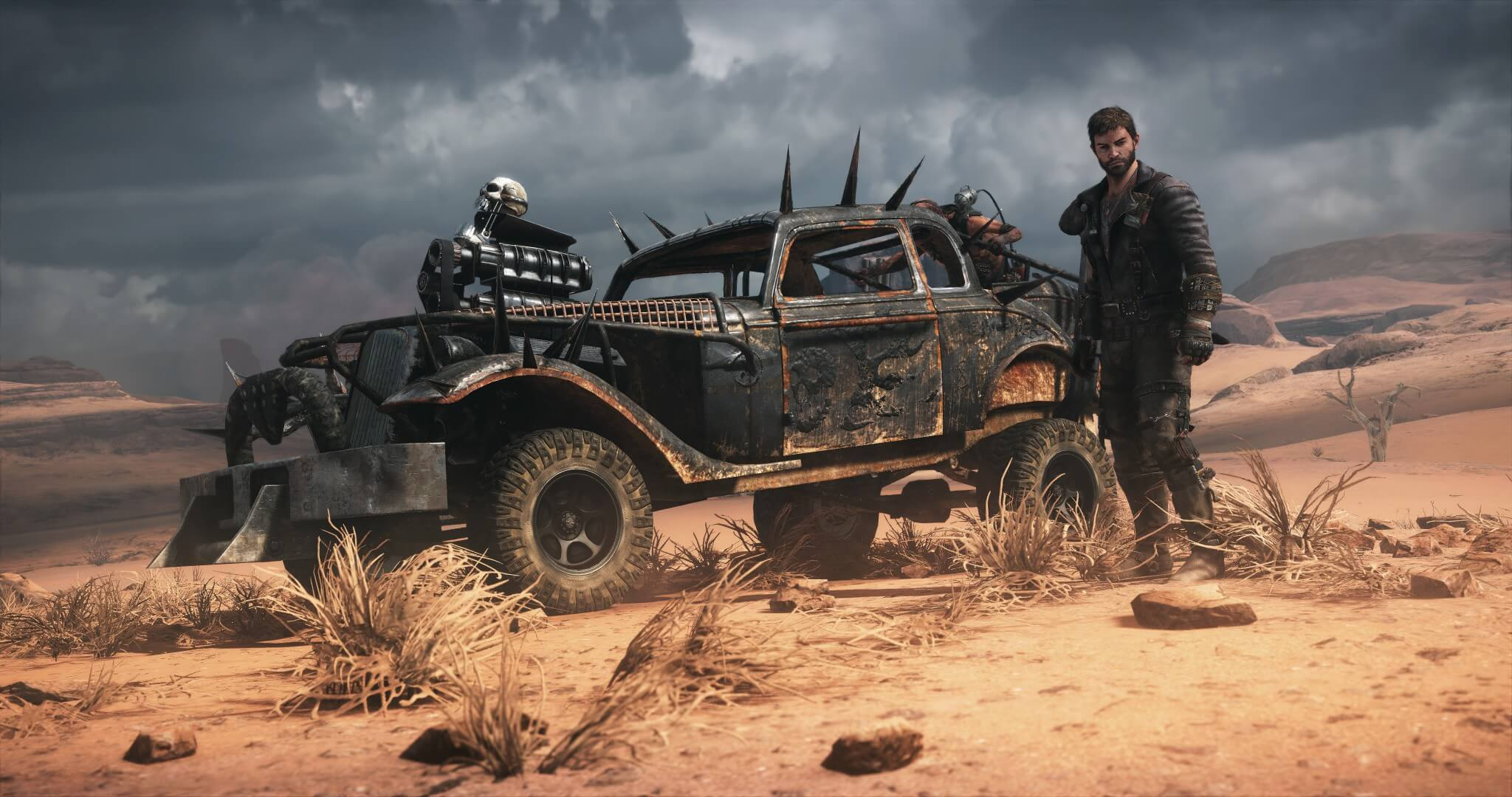 Mad Max (Bildrechte: Feral Interactive)