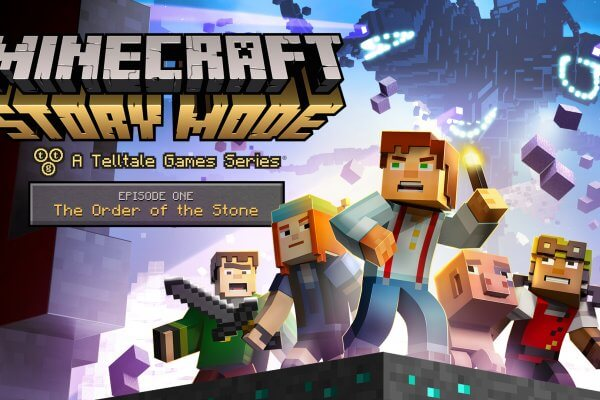 Minecraft: Story Mode: Episode 1 – The Order of the Stone (Bildrechte: Telltale Games)