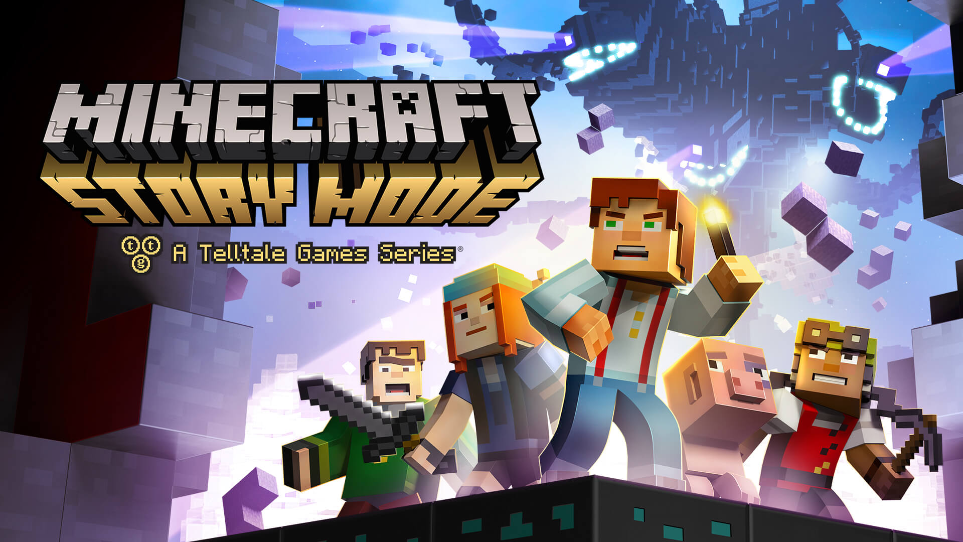 Minecraft: Story Mode (Bildrechte: Telltale Games)