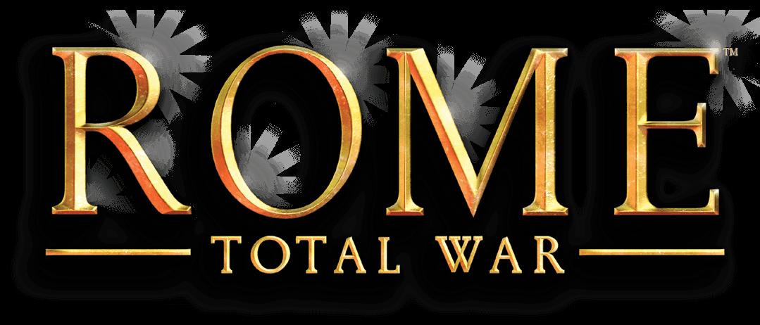 Logo von Rome: Total War für iPad (Bildrechte: Feral Interactive)