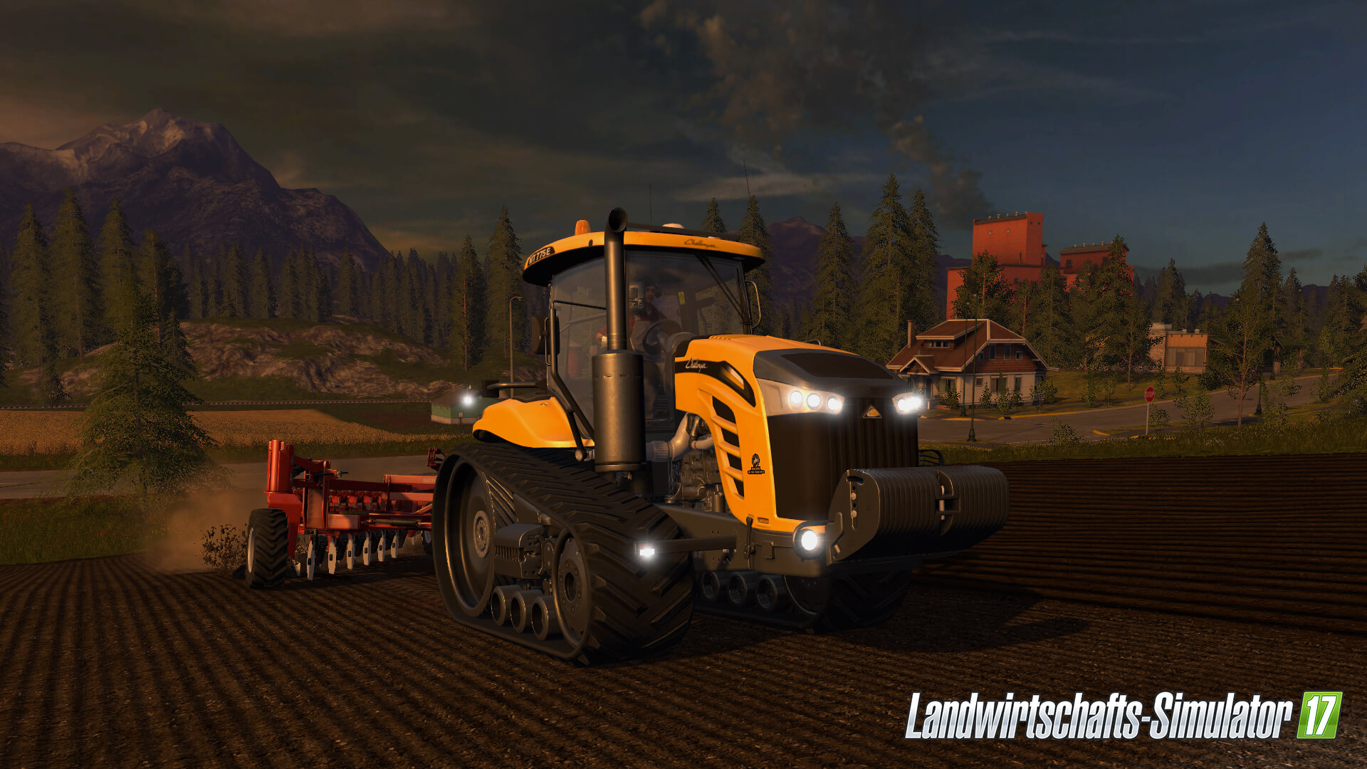 Landwirtschafts-Simulator 17 (Bildrechte: Focus Home Entertainment)