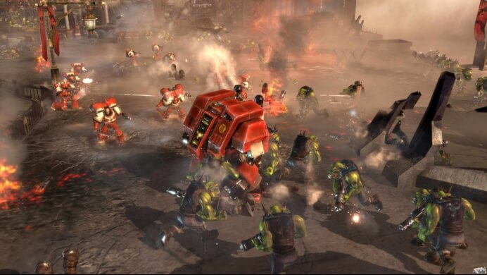 Warhammer 40.000: Dawn of War II
