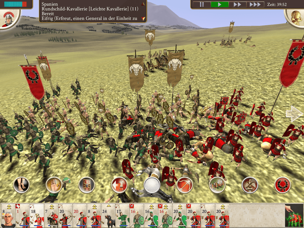 Rome: Total War iPad