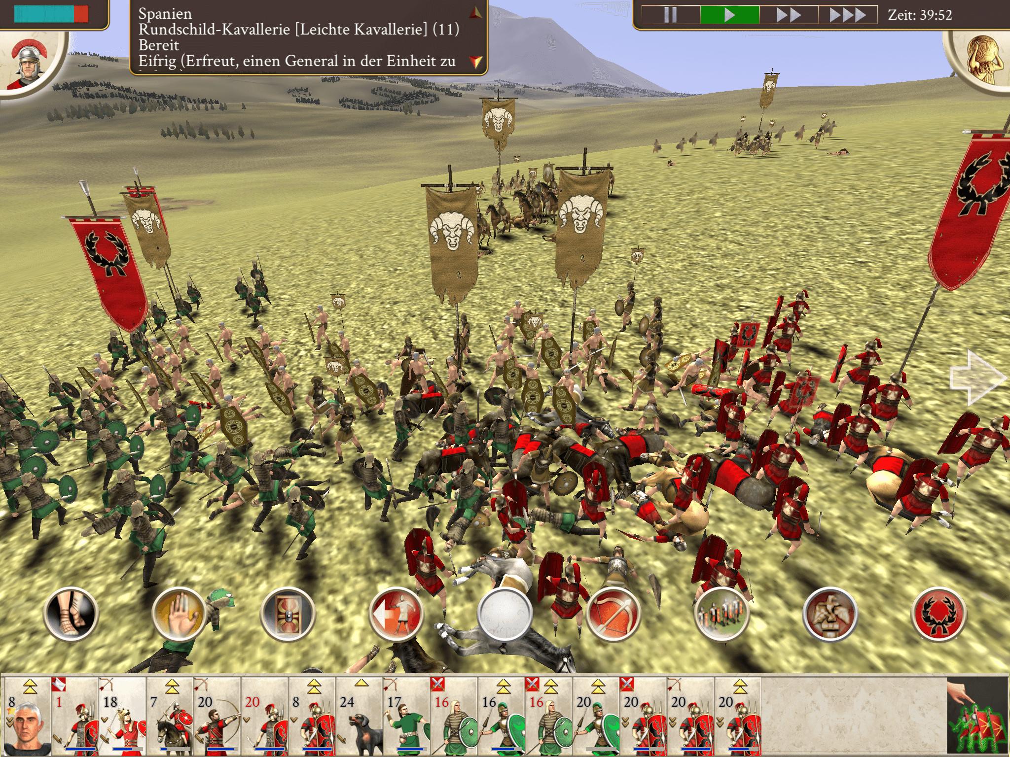 Rome: Total War iPad