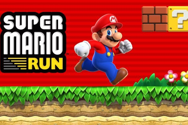 Super Mario Run (Bildrechte: Nintendo)