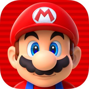 Icon von Super Mario Run (Bildrechte: Nintendo)