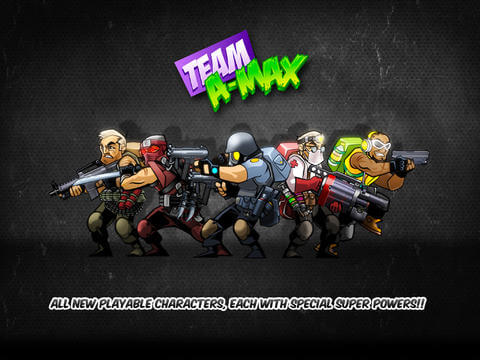 Apocalypse Max: Better Dead Than Undead, iOS, iPhone, iPad, Spiel, Game